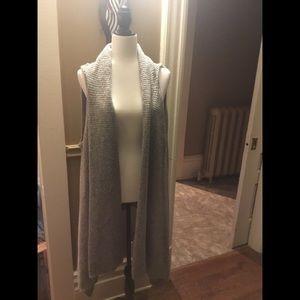 Beautiful crochet cardigan vest